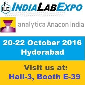 Analytica Anacon India exhibition